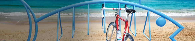Theme Bike Racks