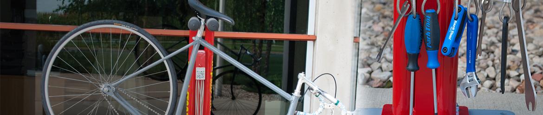 Bike Repair Stations