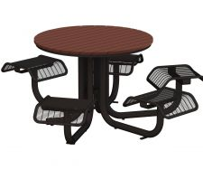 Cunningham Courtyard Table