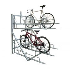 Horizontal Bike Storage