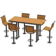 Fairway Picnic Table FWTPB with SB-GRB