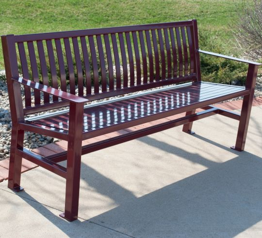 Marvelous Livingston Bench Squirreltailoven Fun Painted Chair Ideas Images Squirreltailovenorg