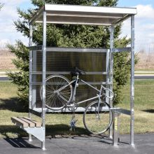 Bike Repair Shed