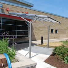 Wingra™ Bike Shelter