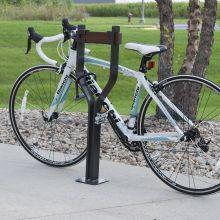 Stout™ w/ bike