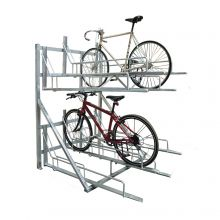 Horizontal Bike Storage