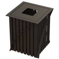 Ashton Trash Receptacle