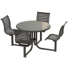 Langdon Courtyard Table