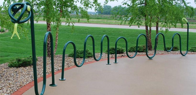 Creative Bike Racks That Make Your Space Stand Out