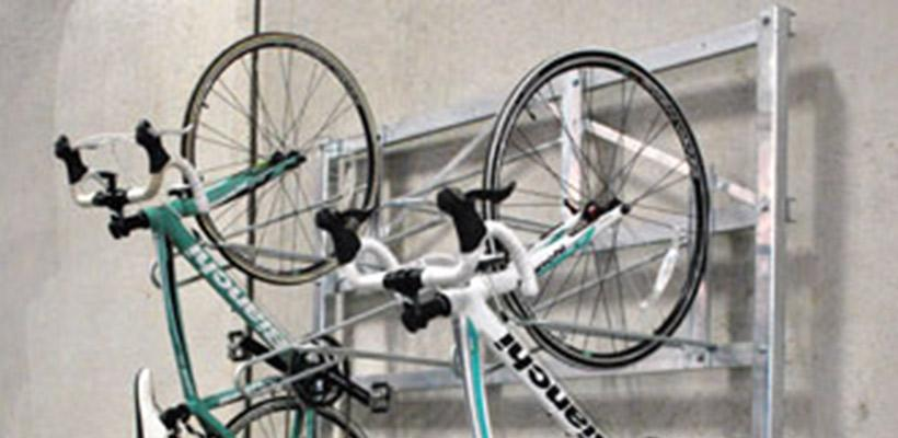 Madrax Bike Storage Systems for High-Capacity Storage Solutions