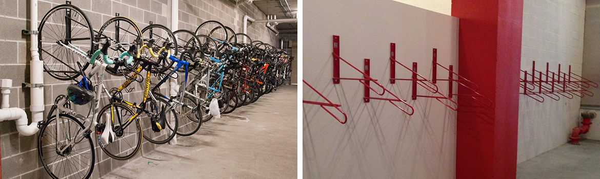 Bike Storage for Facility Owners & Managers