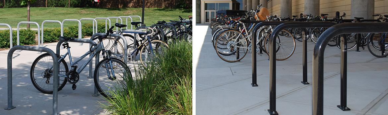Bike Racks for Universities and Schools