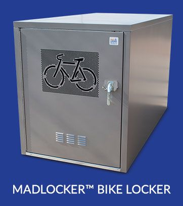 MadLocker Bike Lockers