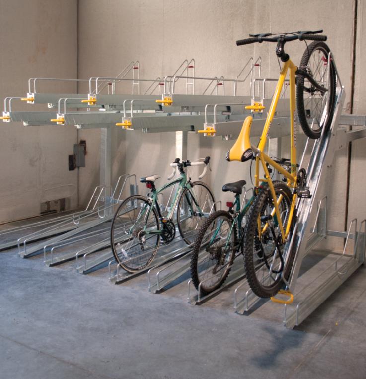 Boost Bicycle Racks