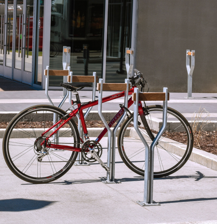 stout bike racks
