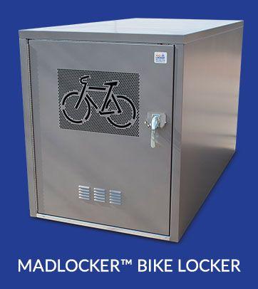 MadLocker Bike Locker